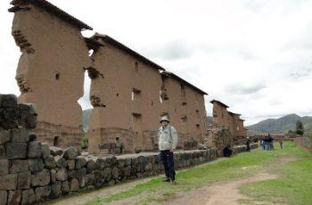 Templo de Racqui, o maior templo INCA