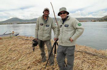 O Grande Lago dos Andes