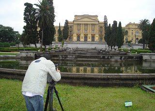 Sucesso nas Gravações do Museu Paulista