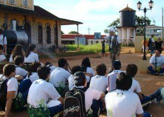 Trilhando grava em maio em Guajará-Mirim