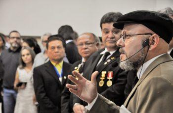 ALTO MADEIRA: Palitot faz viagem histórica em solenidade