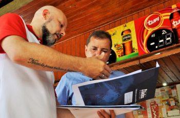 """TURISMO: """"Estrada é vital para desenvolvimento"""", afirma vereador"""