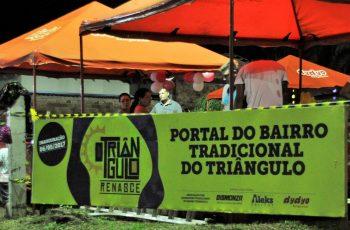 TRIÂNGULO RENASCE: Evento marca resgate da cultura e história de bairro tradicional