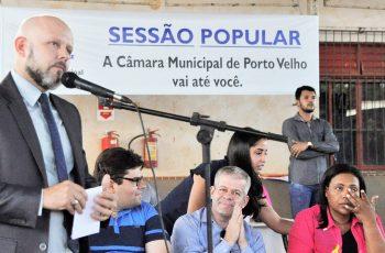 Sessão Popular: Palitot conhece necessidades da população de distrito