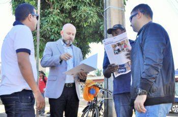 LIMPEZA BAIRROS: Vereador tem pedido atendido
