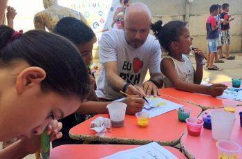 ORGULHO DO MADEIRA: Palitot apoia ação social de moradores
