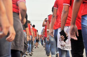 CULTURA: Com apoio de Palitot fanfarra compete em Guajará