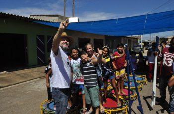 PRÓ MORADA SUL:Comunidade comemora regularização de projeto habitacional