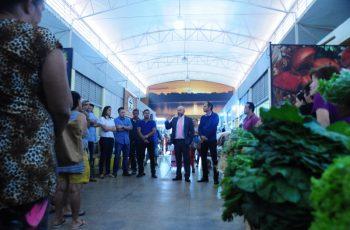 MERCADO CENTRAL:Feirantes pedem melhores condições