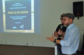 PORTAL DO RIO MADEIRA: Para Palitot lançamento inaugura era digital
