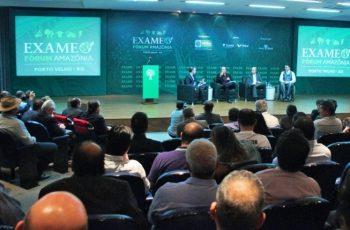 Professor Aleks Palitot participa do Exame Fórum Amazônia