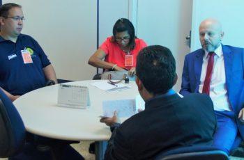 Professor Aleks Palitot propõe programa com Semusa para atender alunos da rede municipal