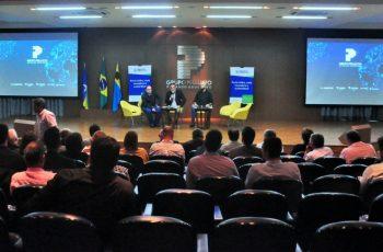 Aleks Palitot participa de lançamento da Agência de Desenvolvimento de Porto Velho