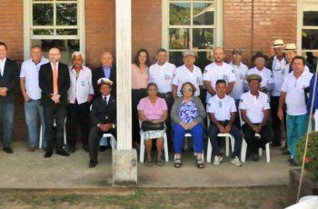 Aleks Palitot participa de comemoração dos 87 anos de nacionalização da EFMM