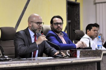 Aleks Palitot secretaria audiência sobre a Lei 190 para a cultura
