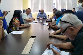 Aleks busca reaver diálogo entre Federon, Estado e Município