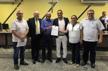 FLOR DO MARACUJÁ:Aleks media acordo entre Executivo e Federação