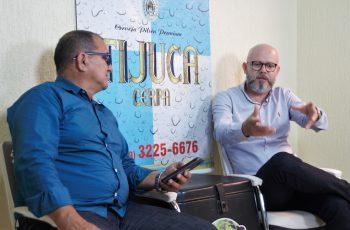 Palitot esclarece ações em entrevista no News Rondônia