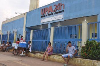 UPA LESTE: Demora no atendimento irrita população