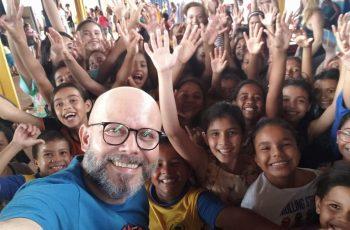 Palitot participa de dia das crianças na Zona Sul
