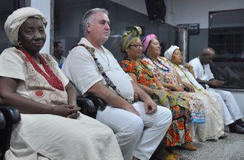 Câmara homenageia ativista da cultura afro