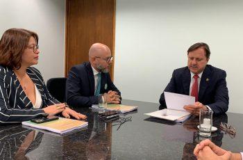 Aleks Palitot vai à Brasilia defender o Bonifica Unir