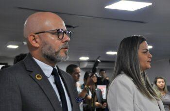 Com 100% de presença, Palitot participa de abertura do 4º ano legislativo