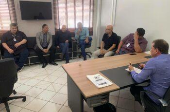 Palitot participa de reunião para fomento do turismo na capital