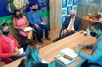 Palitot participa de planejamento para fomento do turismo na Capital