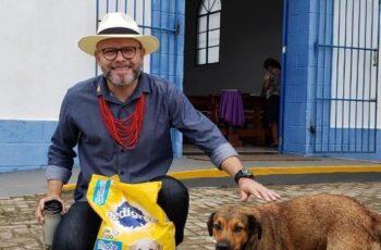 Aleks Palitot busca ações para animais