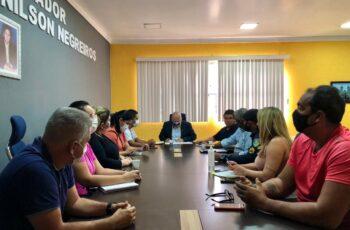 Palitot preside reunião da Comissão de Cultura da Câmara